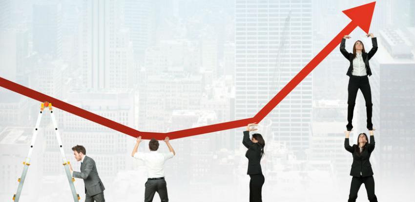 U prvom kvartalu 2018. godine BiH ostvarila ekonomski rast od 2 posto