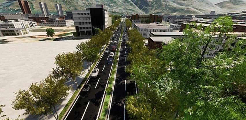 Pogledajte kako će izgledati buduća cesta Španjolski trg - Hotel Ero