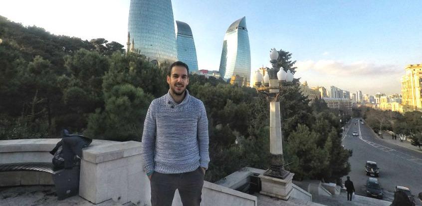 Robert Dacešin: Banjalučanin koji je obišao 40 zemalja i naučio pet jezika