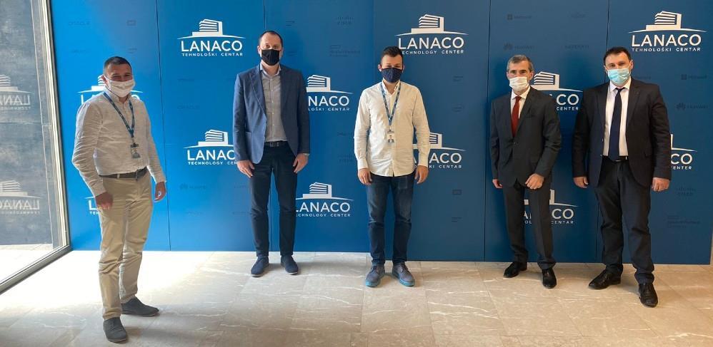 Lanaco i Ekonomski fakultet u Istočnom Sarajevu potpisali sporazum