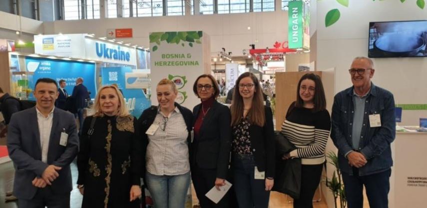 Bosanskohercegovačke firme na sajmu Biofach u Njemačkoj