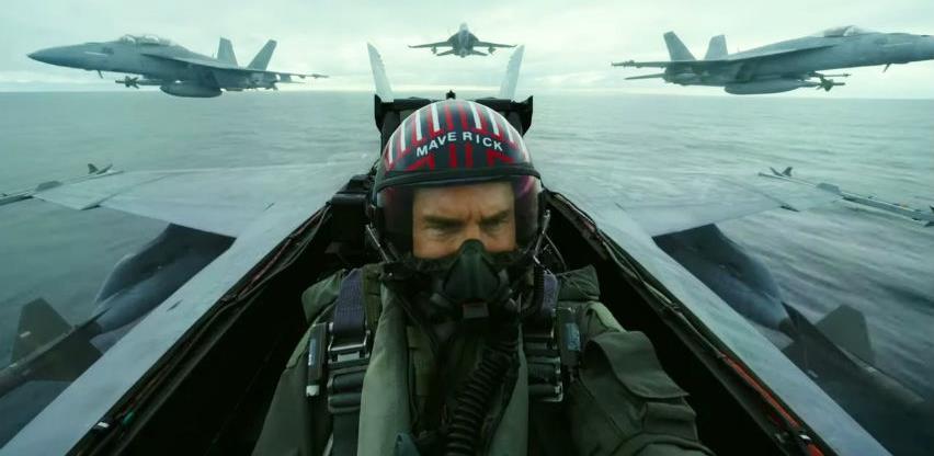"""Pogledajte novi trailer akcije """"Top Gun: Maverick"""""""
