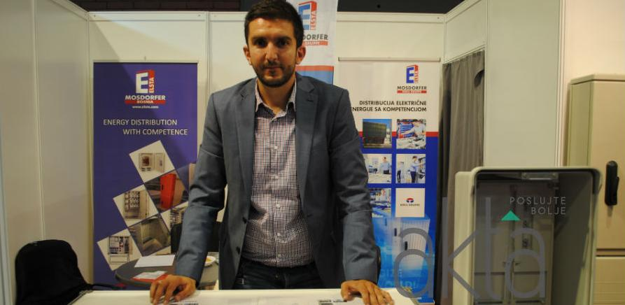 Elsta Mosdorfer Bosnia iz Tuzle u novu fabriku ulaže osam miliona EUR
