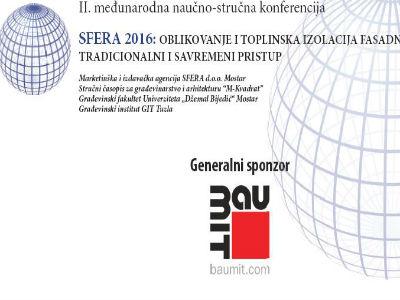 Konferencija o oblikovanju i toplinskoj izolaciji fasadnih zidova
