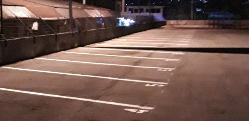 Oslobođena parking mjesta u naselju Saraj Polju