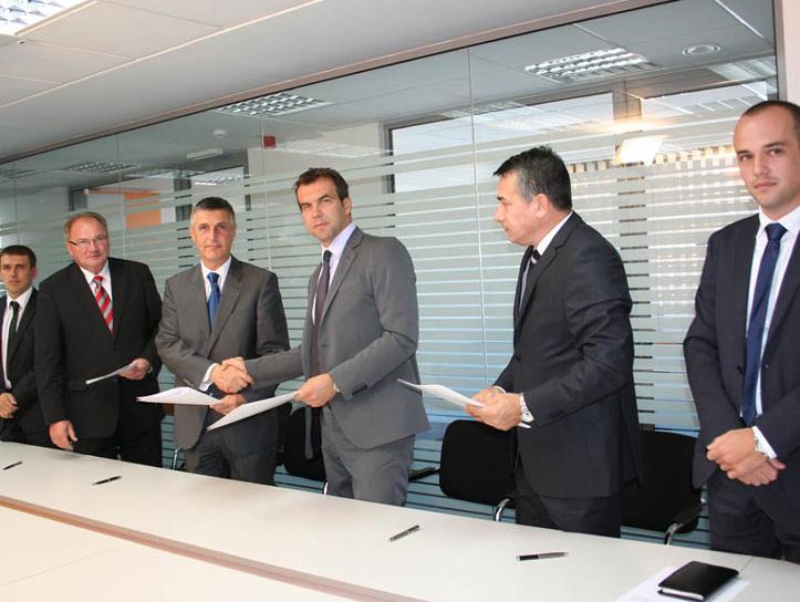 Autoceste FBiH i slovenački DARS potpisali memorandum o saradnji