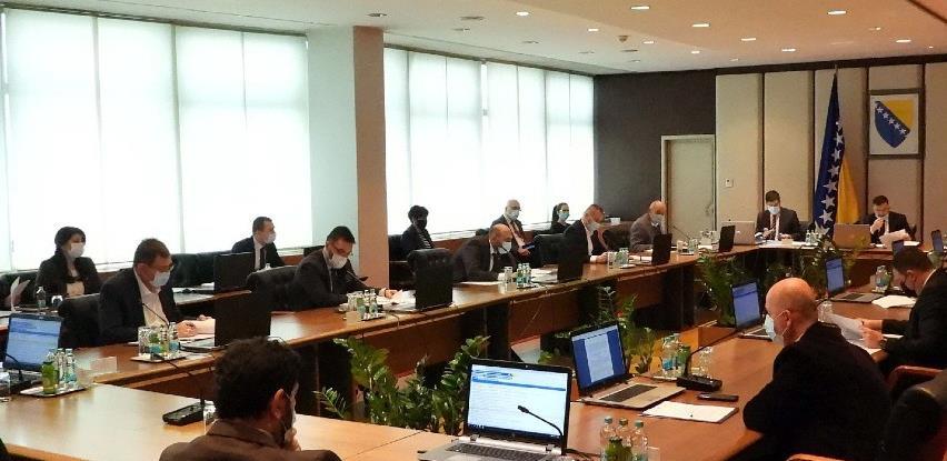 Usvojen Dokument okvirnog budžeta institucija BiH do 2023.godine