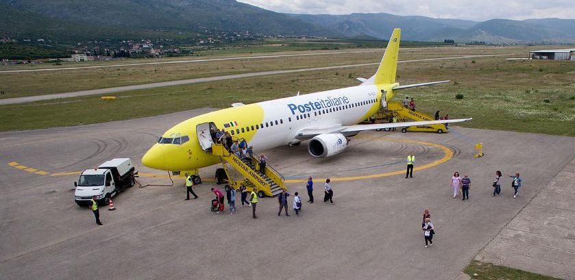Vlada FBiH: Za tri aerodroma odobreno 6.000.000 KM