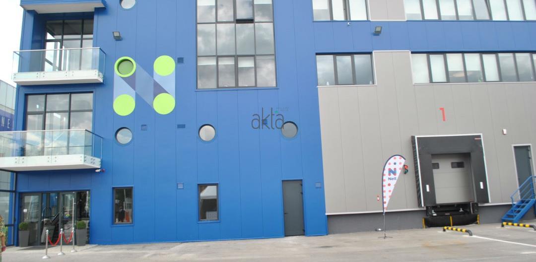 Nelt otvorio novu skladišnu halu u I. Sarajevu u koju je uloženo 4 miliona eura