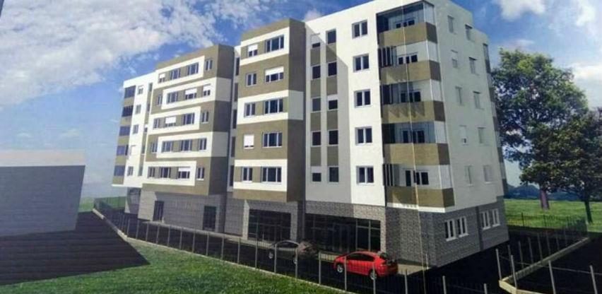 Bios u Visokom gradi stambeno-poslovni objekat vrijedan 3,5 miliona KM
