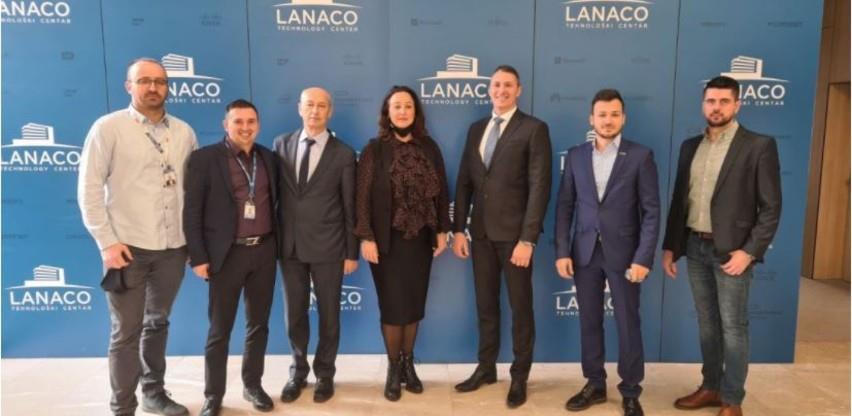Predstavnici Vanjskotrgovinske komore BiH posjetili kompaniju Lanaco