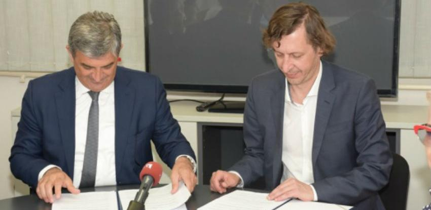 """Nastavlja se opremanje i modernizacija stadiona """"Asim Ferhatović Hase"""""""