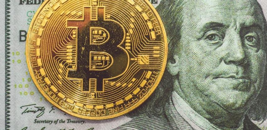 Bitcoin se sasvim približio razini od 50.000 dolara