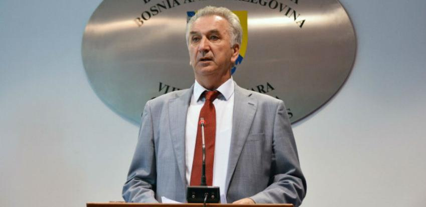 Šarović: Usklađivanje zakona unutrašnje je opredjeljenje BiH