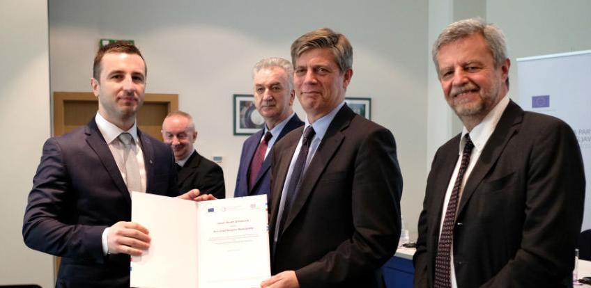 Projekat Općine Novi Grad odabran za finansiranje iz sredstava EU