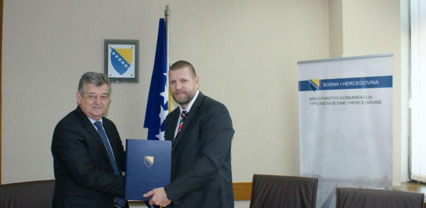 Ministarstvo komunikacija ulaže u izgradnju cestovne infrastrukture bh. općina