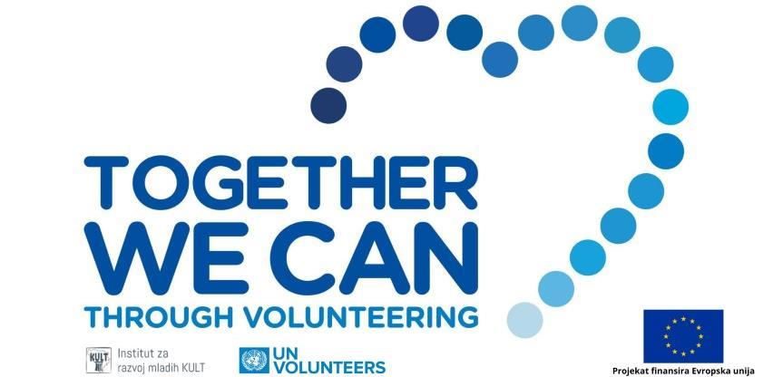 Volonteri na Međunarodni dan volontera poručili: Zajedno možemo!