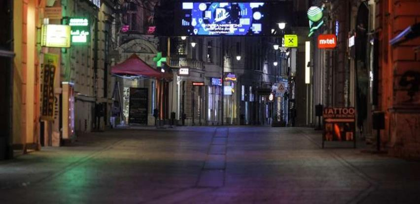 Policijski sat u FBiH i narednih sedam dana od 21 do pet sati