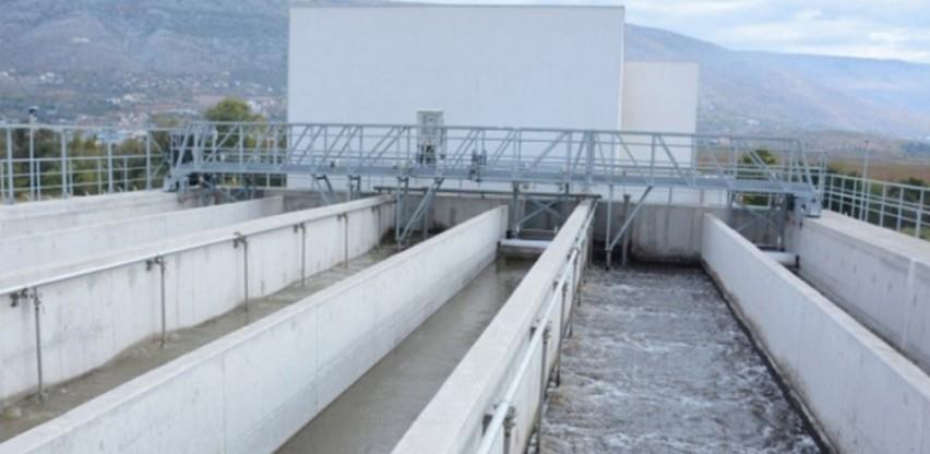 Počinje zbrinjavanje mulja s postrojenja za preradu otpadnih voda u Mostaru