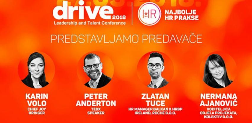 Još 2 dana do DRIVE konferencije!