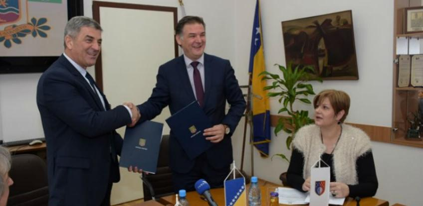 Za sufinansiranje modernizacije stadiona na Koševu milion KM