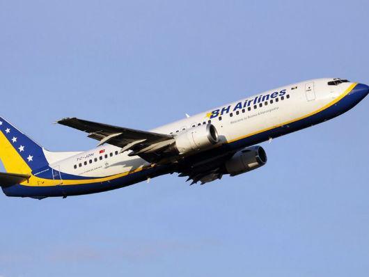 """""""BH Airlines"""" leti u stečaj"""