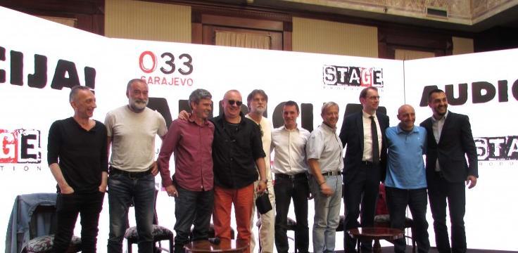 Glumci kultne 'Audicije' nakon 33 godine na scenu s istim likovima