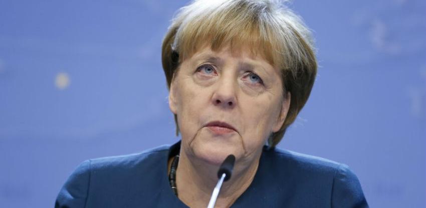 Merkel: SAD treba izuzeti Evropsku uniju od povećanja carina