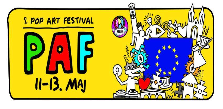 Drugi Pop Art Festival: Tri dana jedinstvenih umjetničkih događaja