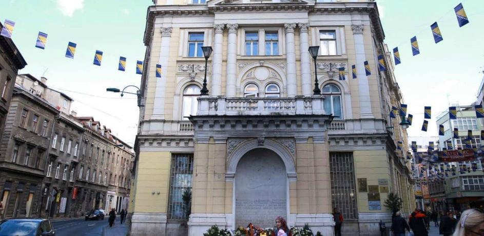 Zgrada kod Vječne vatre bit će novi dom Gradske uprave Sarajevo