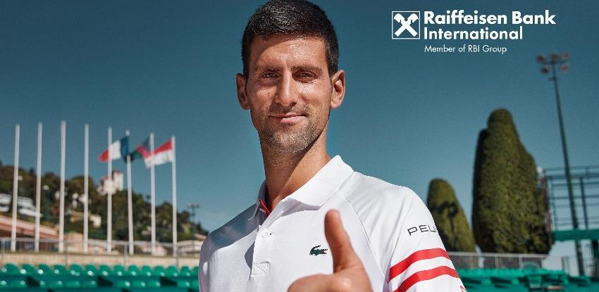 Novak Đoković i RBI potpisali ugovor o partnerstvu