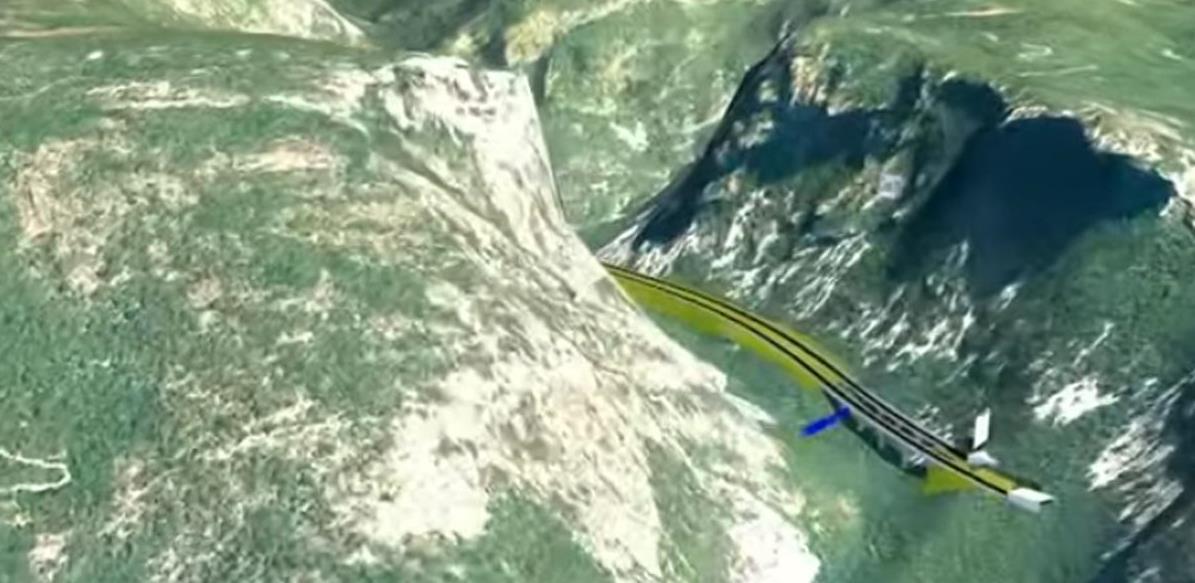 Projekt tunel kroz Prenj mogao bi se suočiti s jednim problemom