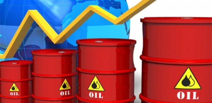 Cijene nafte dostigle najviši nivo od novembra 2014. godine