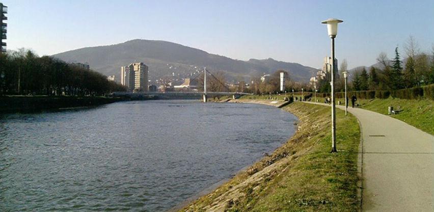 Uskoro izgradnja nove pješačke staze na desnoj obali Bosne