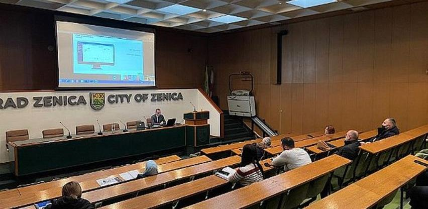 """Prezentiran projekt """"Pametni gradovi - ka digitalnoj transformaciji gradova u BiH"""""""