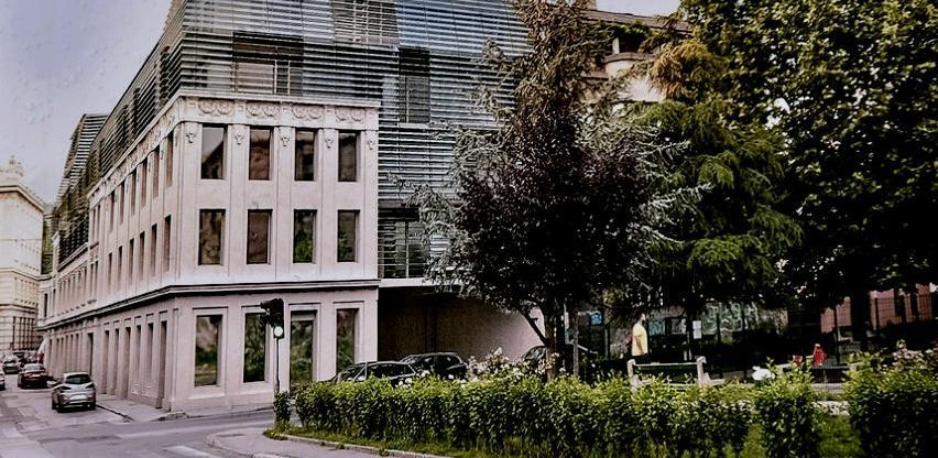 Austrougarska zgrada na Čobaniji srušena, gradi se stambeno-poslovni objekat