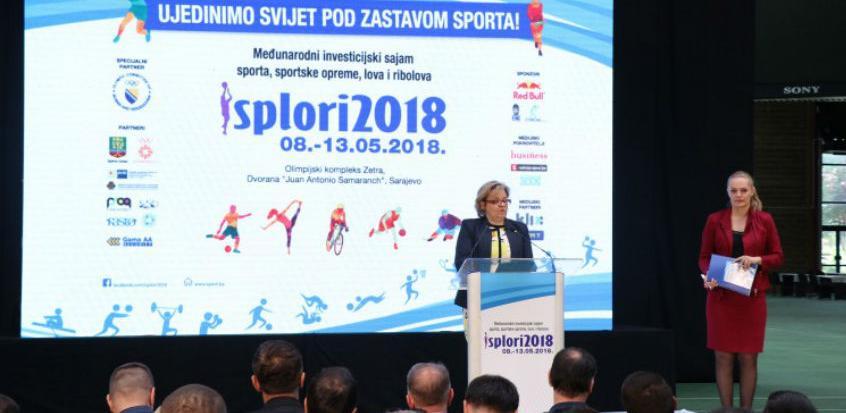 U Sarajevu otvoren sajam sporta, lova i ribolova 'Isplori 2018'