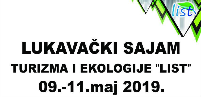 17. Međunarodni sajam turizma i ekologije LIST će se održati od 9. do 11. maja