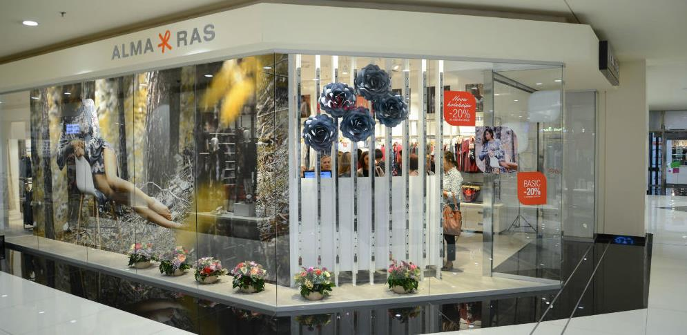 U Mostaru otvoren moderno opremljeni Alma Ras butik