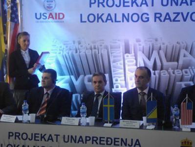 Potpisan memorandum o razumijevanju USAID-a i osam općina