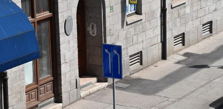 Otvorene dvije saobraćajne trake za skretanje ulijevo u ulici Reisa Džemaludina Čauševića