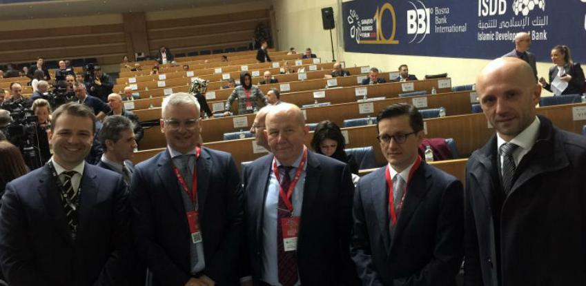 Bh. poduzetnici iz Norveške potpisaliUgovor o saradnji sa SBF-om