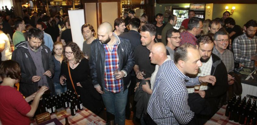 Drugi craft beer attraction u Pivnici HS