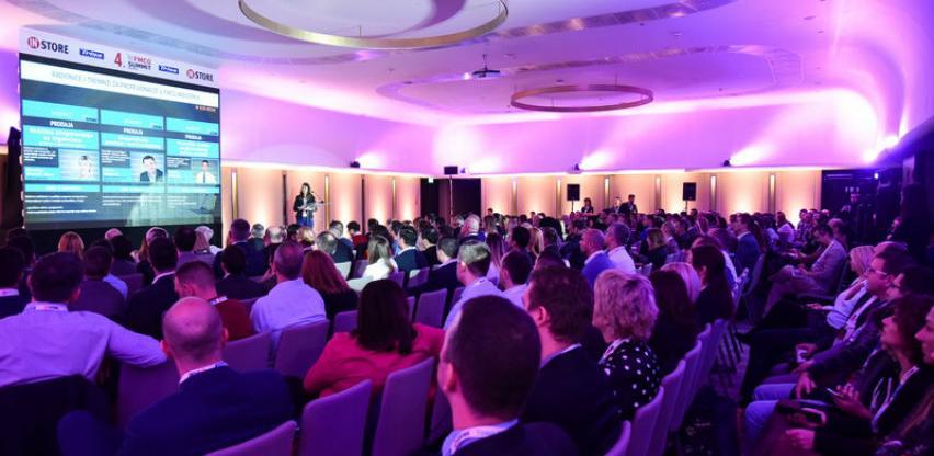 Sutra se u Sarajevu održava 4. FMCG Summit
