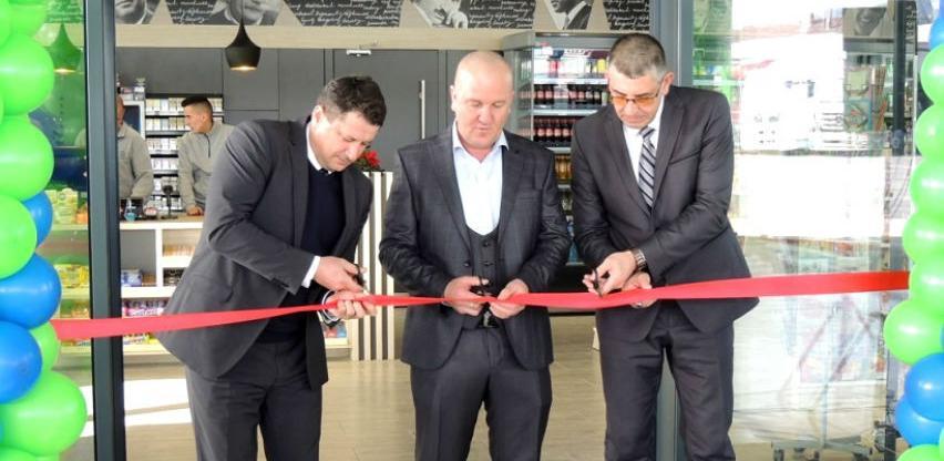 Ali Company otvorio benzinsku pumpu u Srebreniku