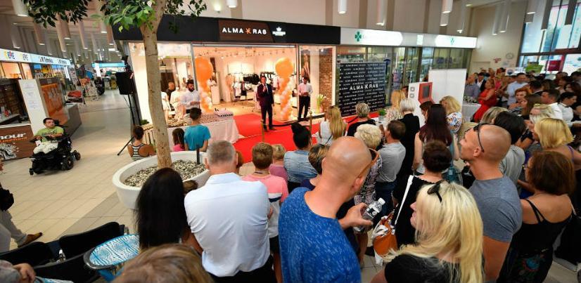 Alma Ras otvorila vrata butika u Mariboru i Ljubljani