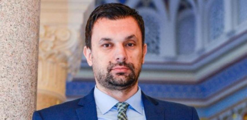 Konaković: Zakon o porijeklu imovine na sjednici Vlade KS-a u četvrtak