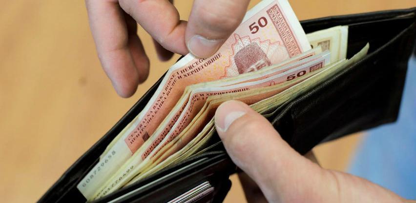 Prosječna mjesečna neto plata u maju 926 KM