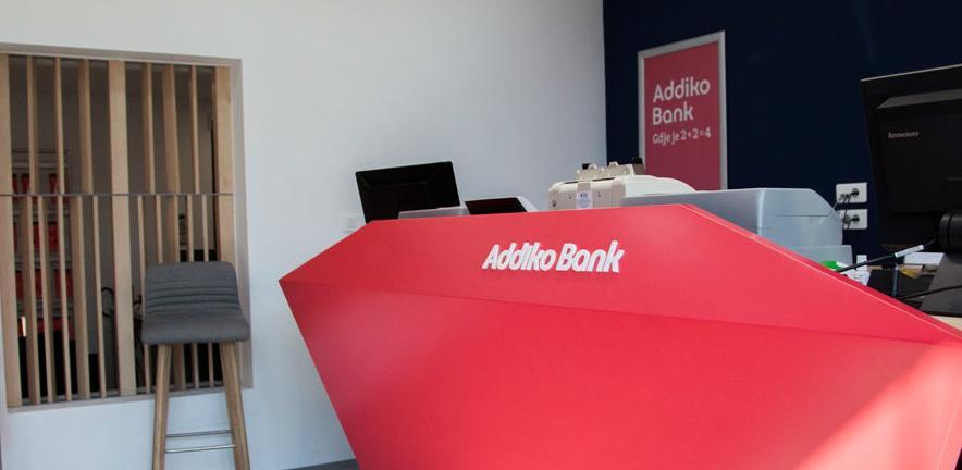 Ećo Company će opremati enterijer u 42 poslovnice Addiko Bank