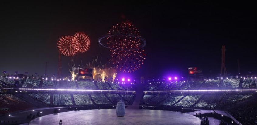 Svečano otvorene 23. zimske olimpijske igre u Pyeongchangu